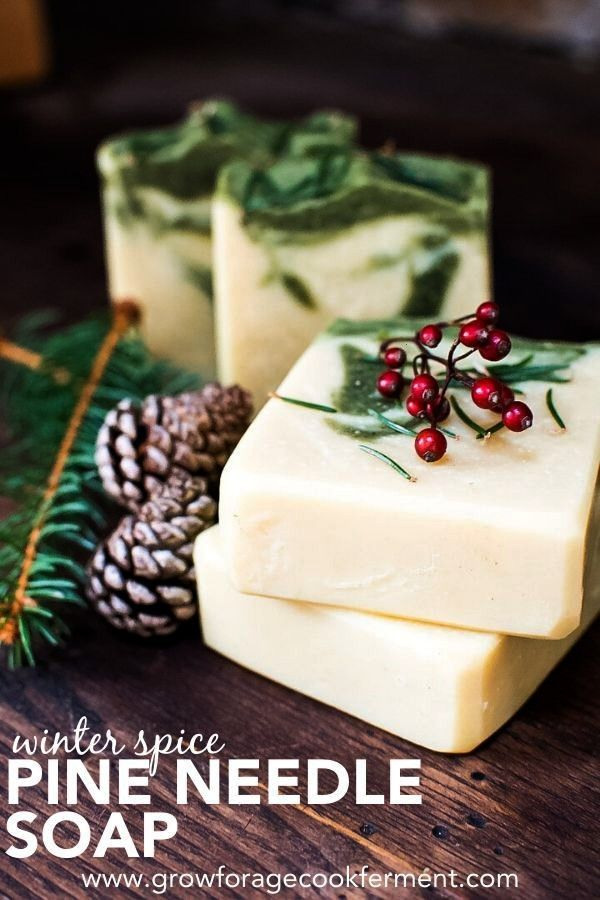 Spice Pine Soap Recipe Learn how to make natural Winter Spice Pine Soap to moisturize dry winter skin With an amazing sweetspicy evergreen scent it will be your favorite...