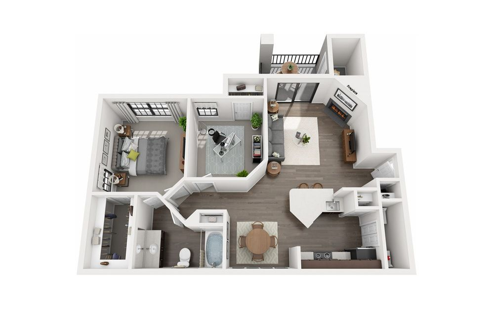 Floorplan Detail Image A5 Floor Plan Design Apartment House Floor Plans