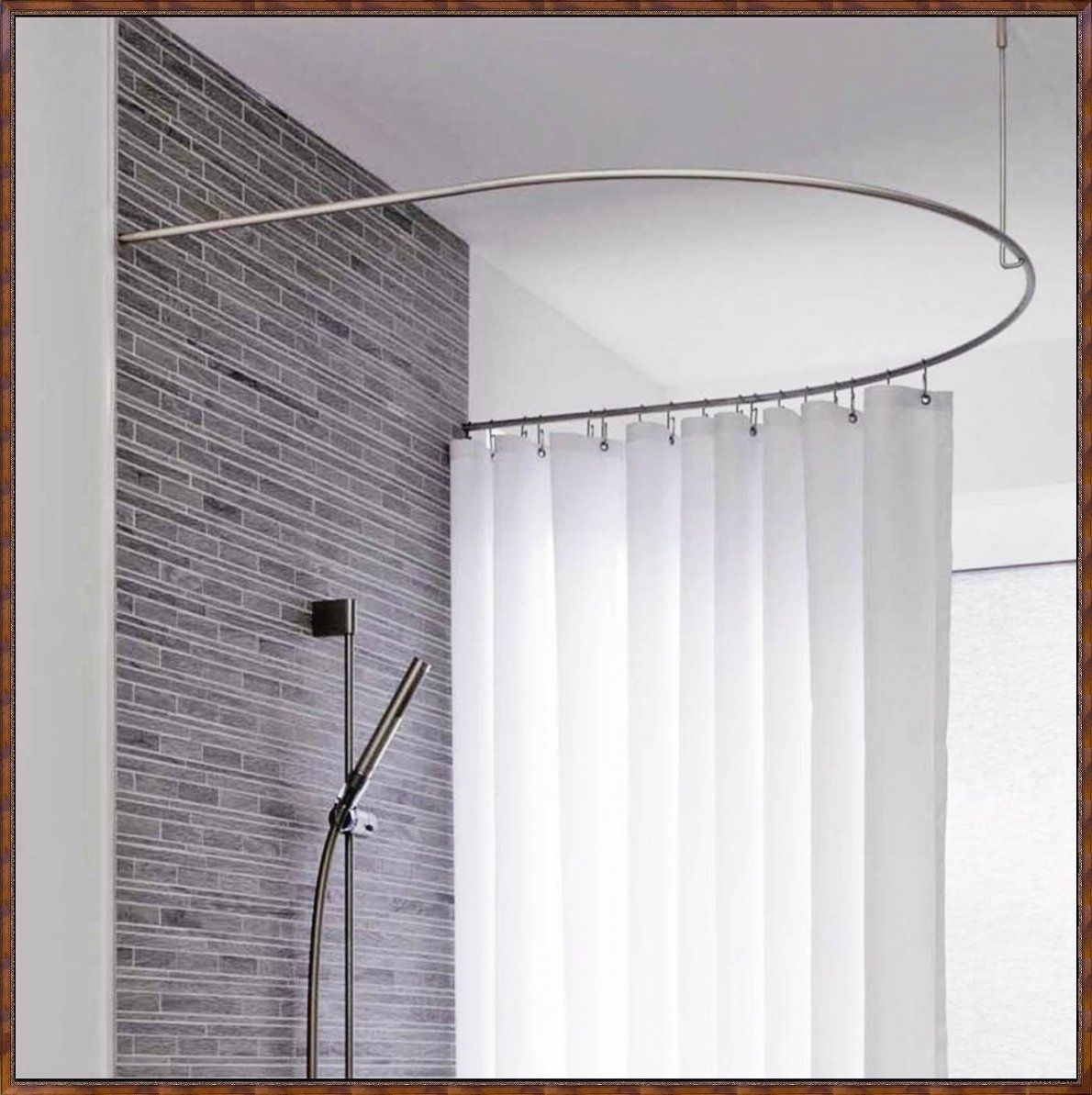 Einzigartig Duschvorhang Halterung Badewanne Von Duschvorhang Halterung Fur Badewanne Bild Duschvorhang Halterung Duschvorhang Dusche