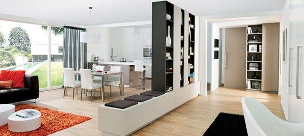 rangement votre placard sur mesure est l 1 salon pinterest salon entr e et cloison. Black Bedroom Furniture Sets. Home Design Ideas