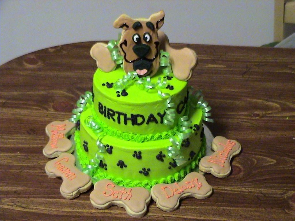 Scooby Doo Cakes Decorations At Walmart