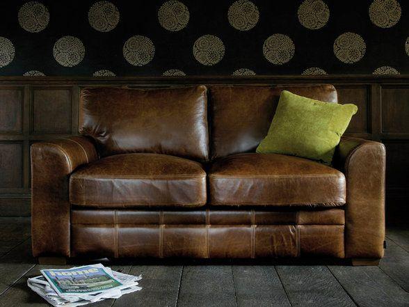 Indigo Furniture Best Leather Sofa, Vintage Leather Sectional Sofa