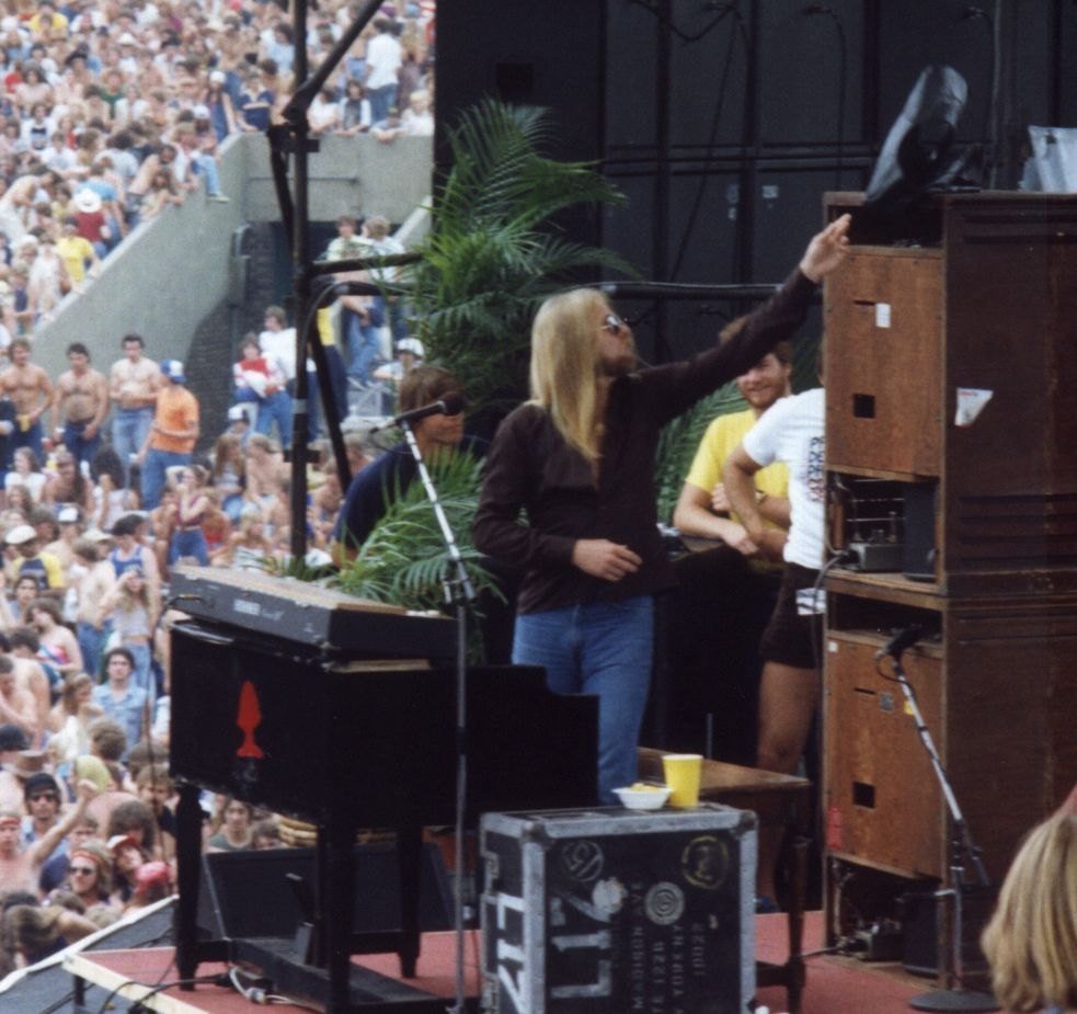 This picture was taken at the (With images) Allman