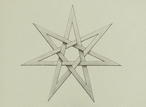 Faerie Star Paganism Religion Spirituality Pinterest Tattoo