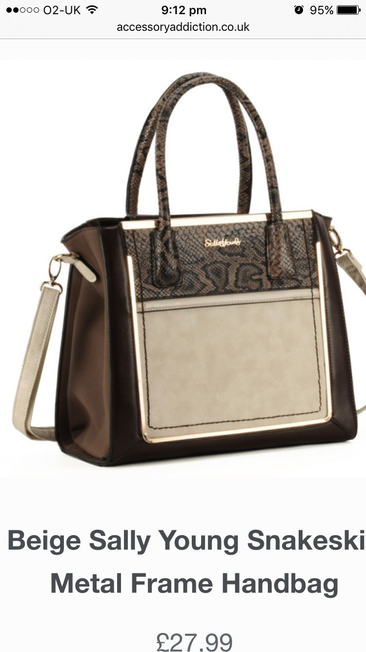 Sally Young Designer Handbags Available On The Website Visit Online