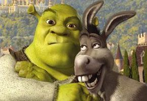 shrek and donkey - Google Search