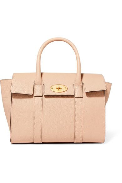 b3deb037e3b6 MULBERRY The Bayswater small textured-leather tote.  mulberry  bags  shoulder  bags  hand bags  leather  tote