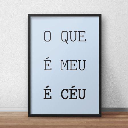 Sabrina Abreu + Bruno Teo - O que é meu é céu