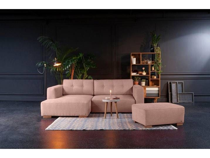 Tom Tailor Ecksofa Heaven Chic S Aus Der Colors Collection Rosa M In 2020 Sofa Couch Outdoor Furniture Sets