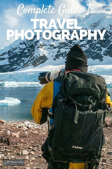 The Complete Travel Photography Gear Guide