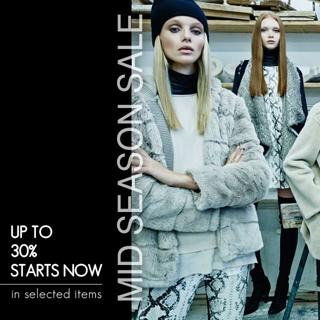 BSB Fashion// MID SEASON SALE started!  Shop SALE online >> http://bit.ly/1Jtkpkf