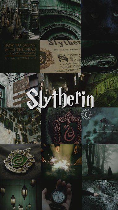 Slytherin wallpaper ✓
