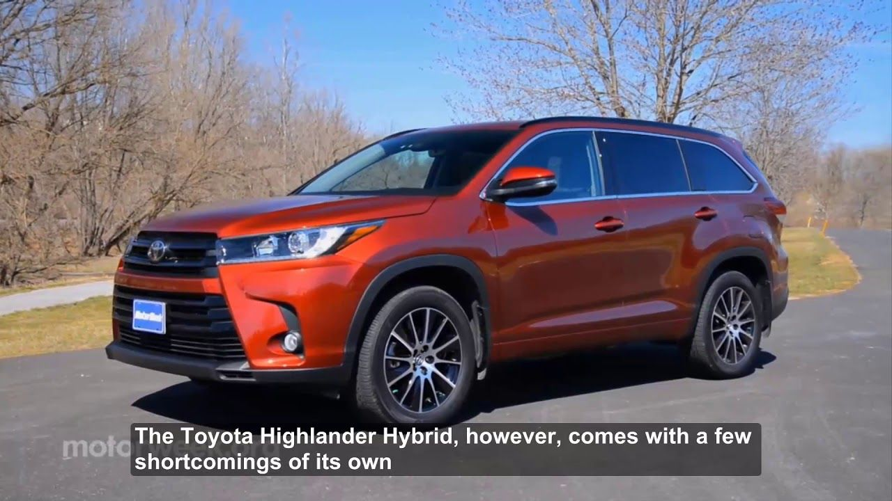 Top 10 Hydrid Suv Cars Of 2018 Part 1 To Be Infinity With