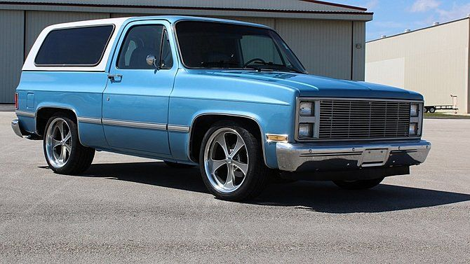 1981 Gmc Jimmy Offered For Auction 1790270 Gmc Classic Gmc