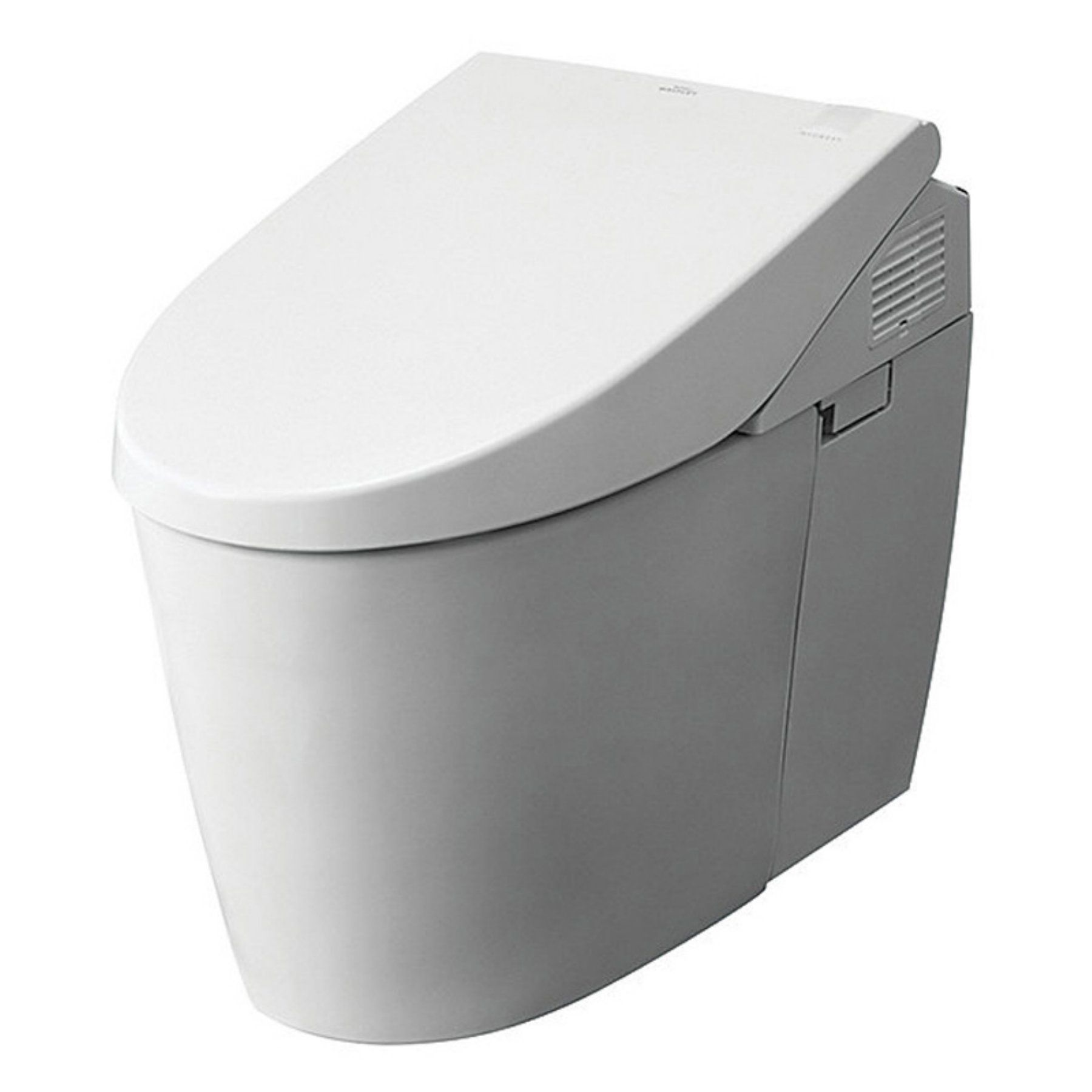 Toto Neorest MS982CUMG Elongated 1 Piece Toilet - MS982CUMG01 ...