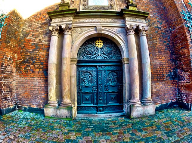 Doors Found by me on my Travels !!