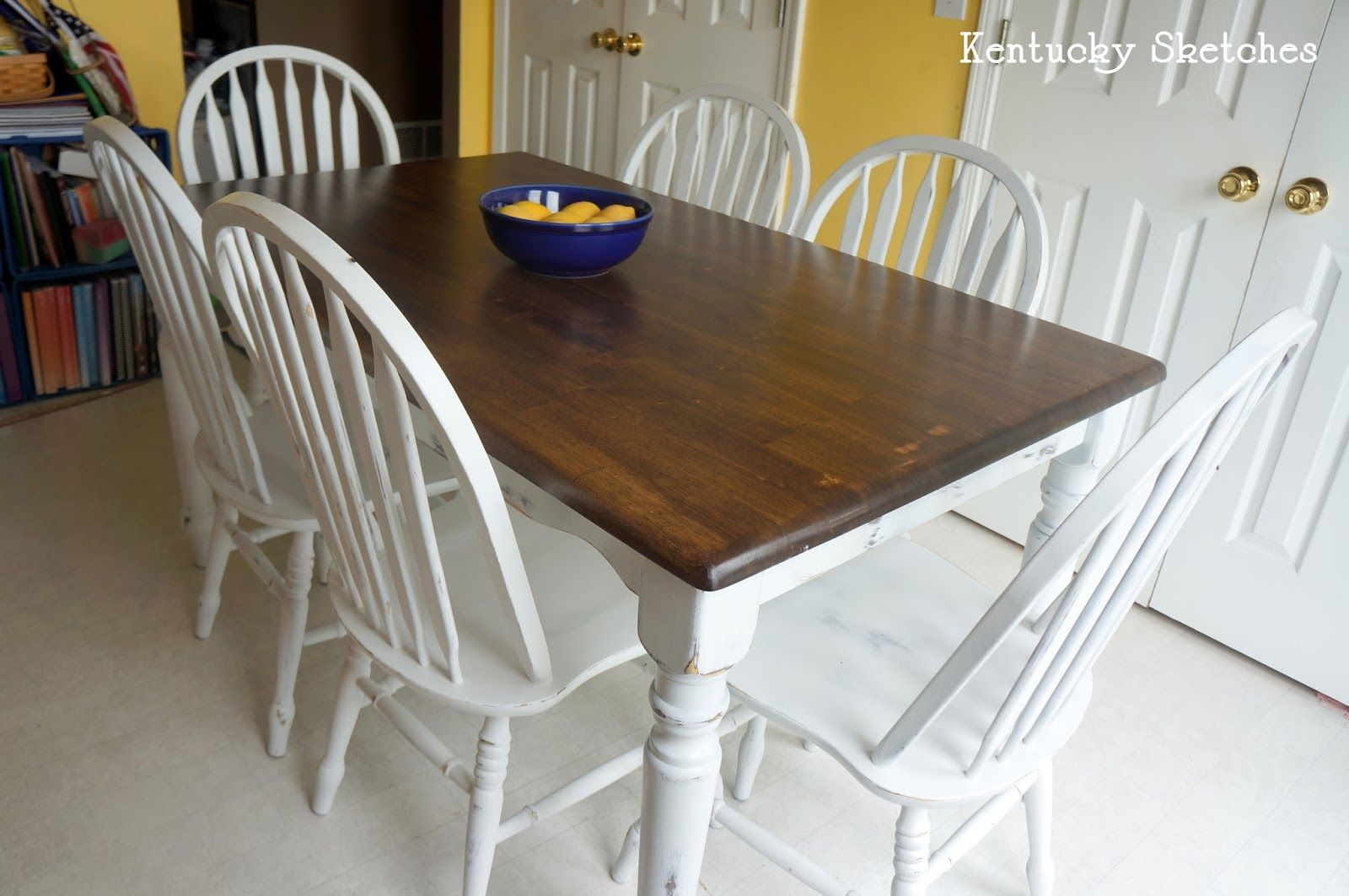 Photo of My Kitchen Table Makeover