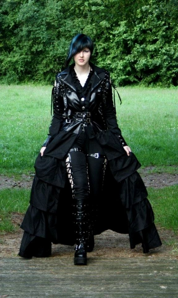 Gothic Fashion Accessories. For Those Individuals Who Get