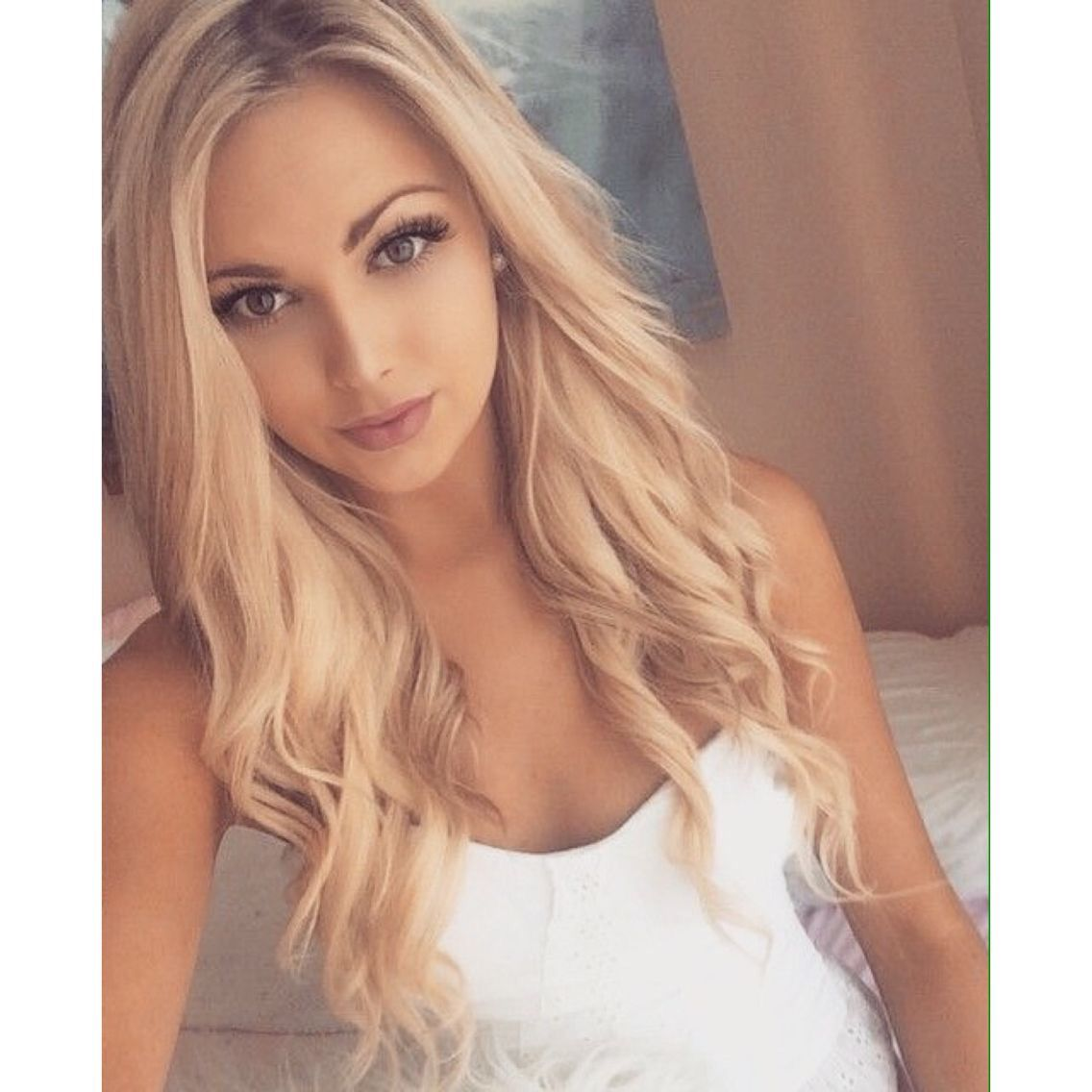 Really Like Her Makeup  Style Makeup And Hair  Blonde -7334