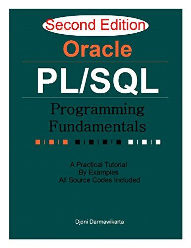 Oracle Sql Tutorial Pdf With Examples
