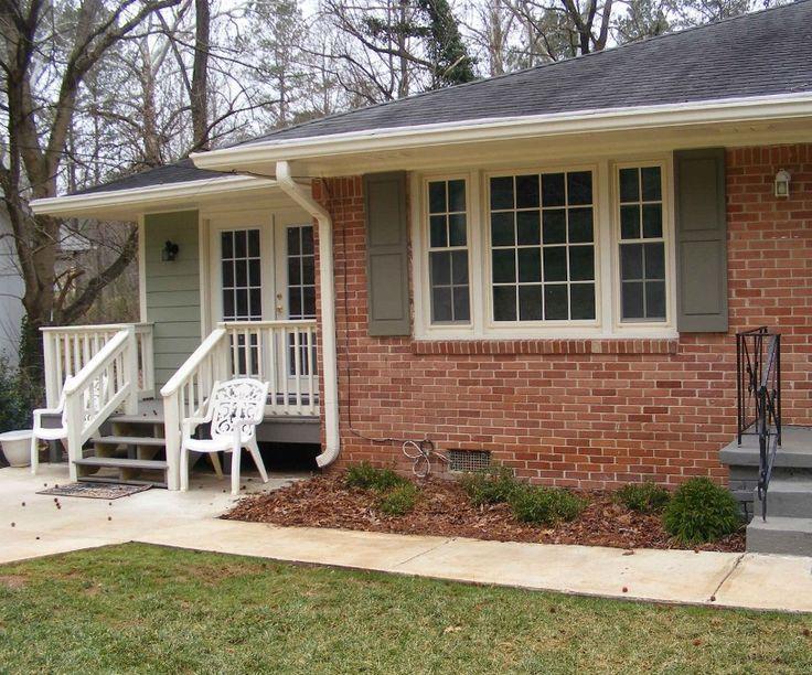 R sultats de recherche d 39 images pour orange brick house Exterior house colors with orange brick
