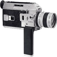 7ac3222b1c55b Canon Auto Zoom 814 Super 8 New toy  This could be a very ...
