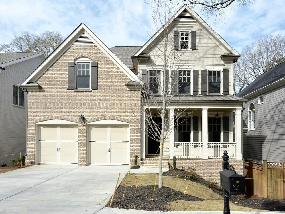 New Homes For Sale In Roswell Ga Berkeley At Harris Walk