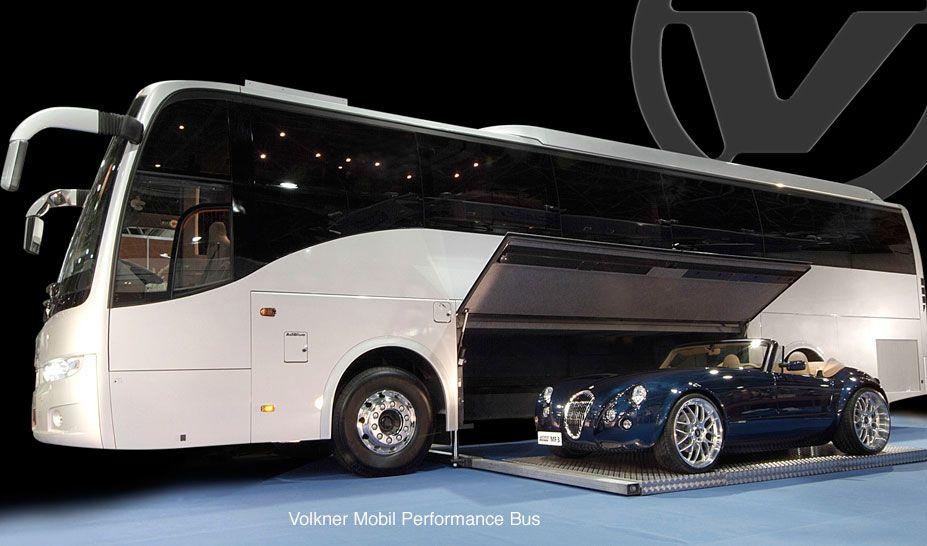 3cea018f7d Volkner Mobil Performance Bus - Bildergalerie