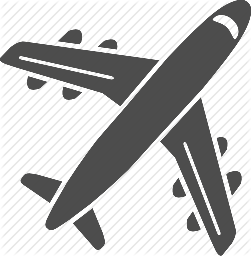 Airplane Icon Transparent Seyahat