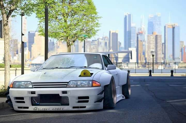 9ba6efced5aa Nisaan Skyline R32. Find this Pin and more on Customized by Jayesh Loboghun.