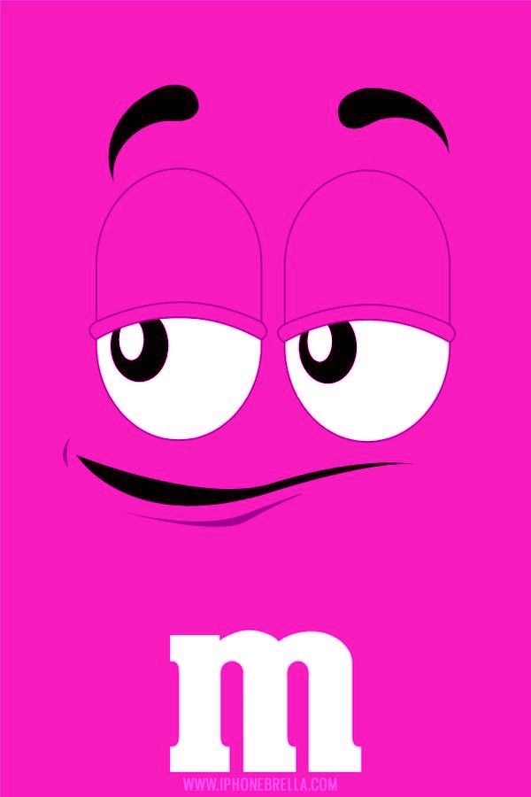 Pin By Merida Los Dos On Tickled Pink M M Characters Cute Wallpapers Iphone Wallpaper
