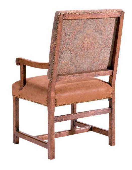 Wexford Arm Chair Back View Chair Chair Backs Furniture