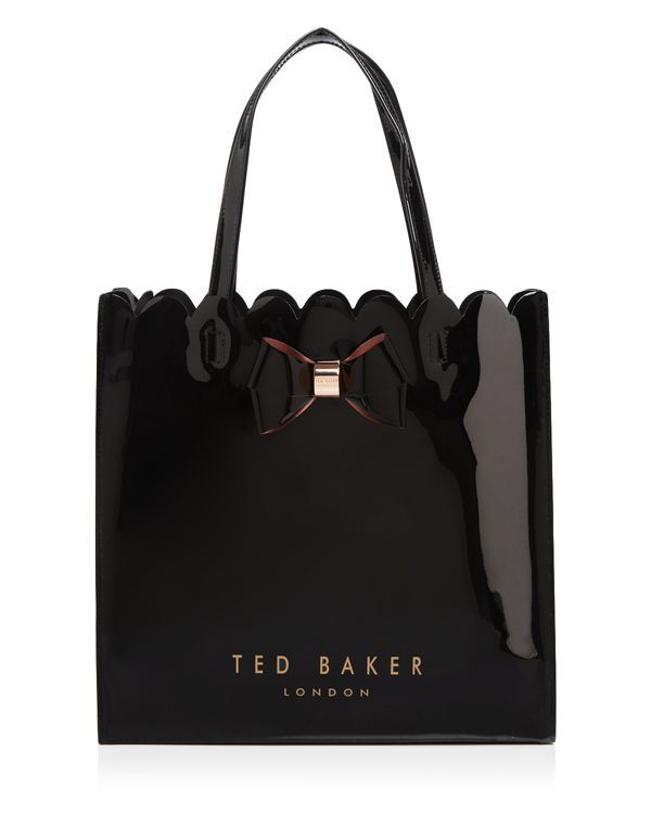 af4ca5d7bb7 Ted Baker Scallop Bow Large Icon Tote … | My Style in 2019…