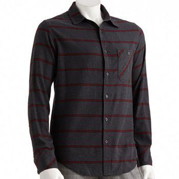 @Lauren Davison Gaffney   for kevo??Tony Hawk Striped Oxford Button-Down Shirt - Men