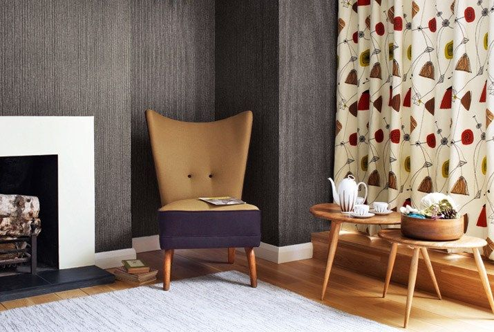 Perfect Sanderson   Traditional To Contemporary, High Quality Designer Fabrics And  Wallpapers | 50s Fabrics   Design Ideas