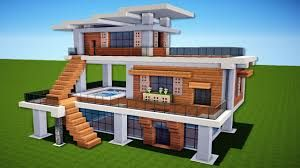 Image result for minecraft pretty simple house tutorials ideas also best images on pinterest in buildings rh