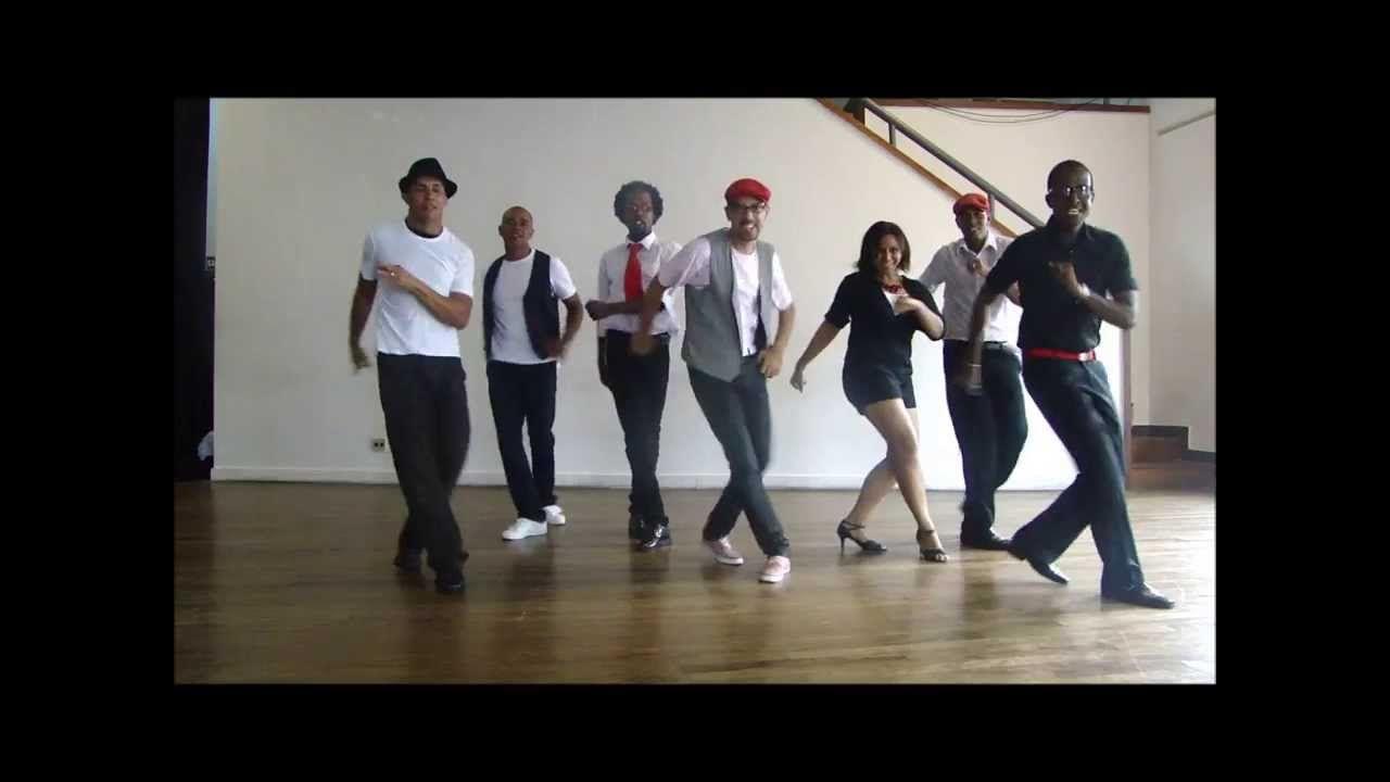 Dança Charme & Cia. - Coreogr. Marcus Azevedo (Brian Mcknight - Used 2 b...