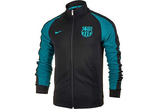 Nike FC Barcelona N98 Track Jacket. Available right now at www.soccerpro.com d15282a53ea2a