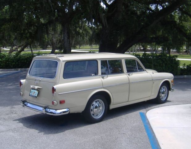 Not perfect but could be: '68 Volvo 122S Wagon | Mint2Me | mom ride