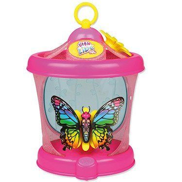 Little Live Pets Butterfly And House Set Glamour Wings Http