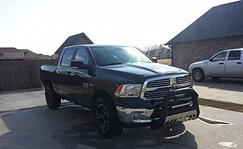 Introducing Matte Blk Hd Bull Bar Bumper Grille Guard Wchrome Skid Plate 09 Dodge Ram 1500 Get Your Car Parts Here And Foll Car Bumper Bull Bar Dodge Ram 1500