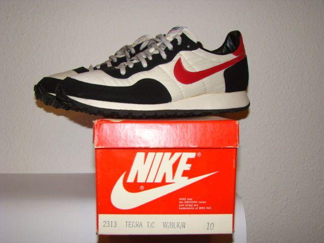 free shipping 2f1a1 e6ec7 nike terra( Made in USA) | sneaker | Nike retro, Vintage nike, Nike