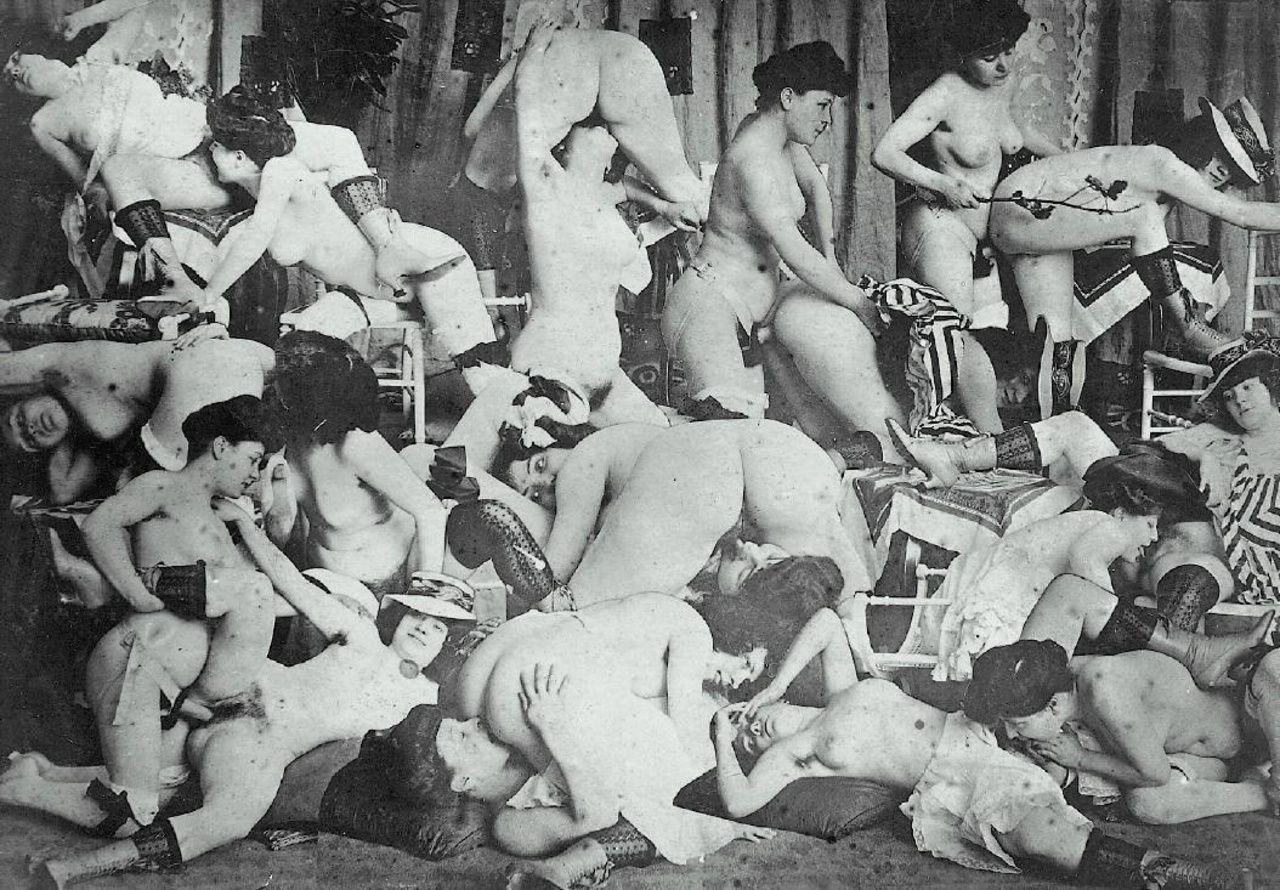 Фото порно начала 20-го века