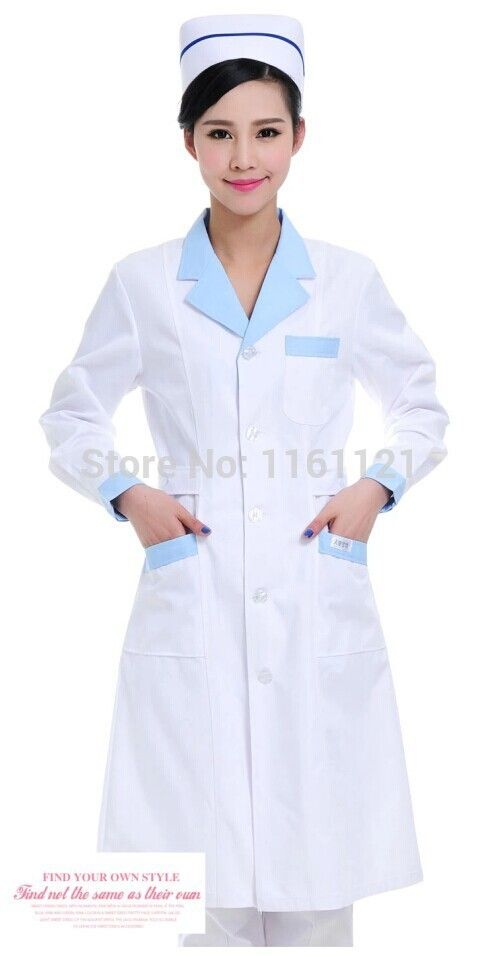 2015 Real New Arrival Women Woven Medical Suit Women's Nurse Uniform Clothing for Work In Hospital, Medical Lab Coat Store Color