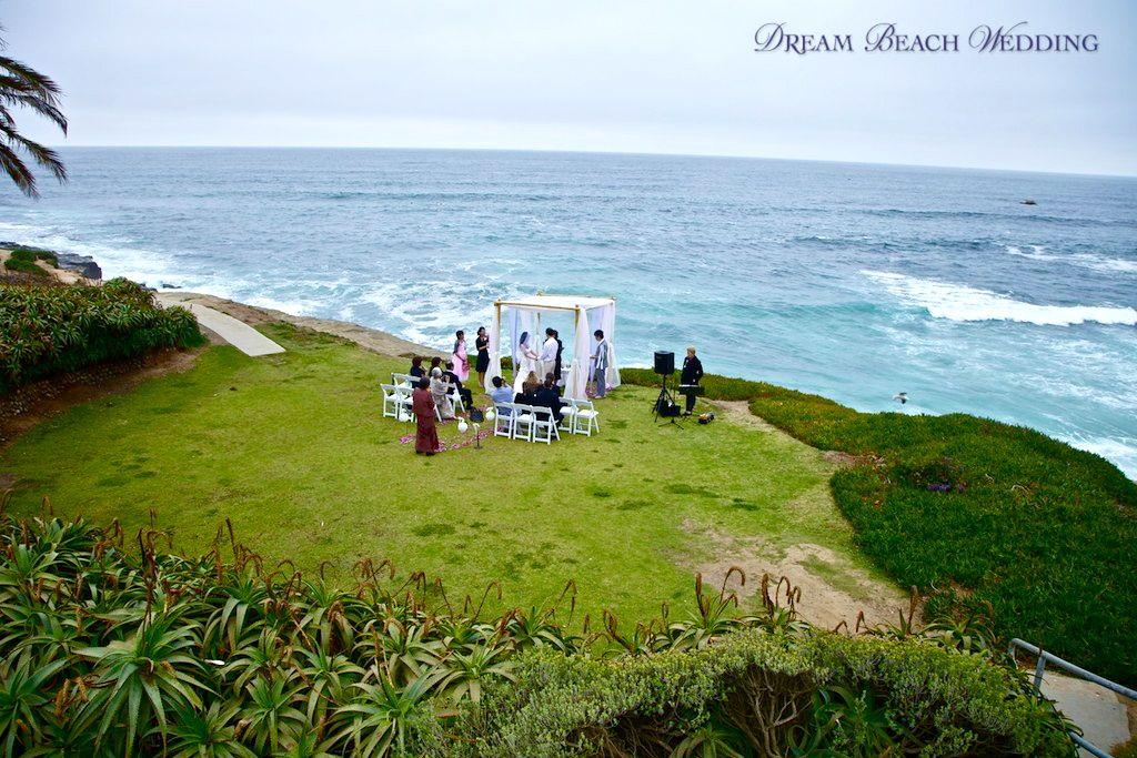 La Jolla Wedding Bowl Dream Beach Wedding San Diego Wedding Venues Small Beach Weddings