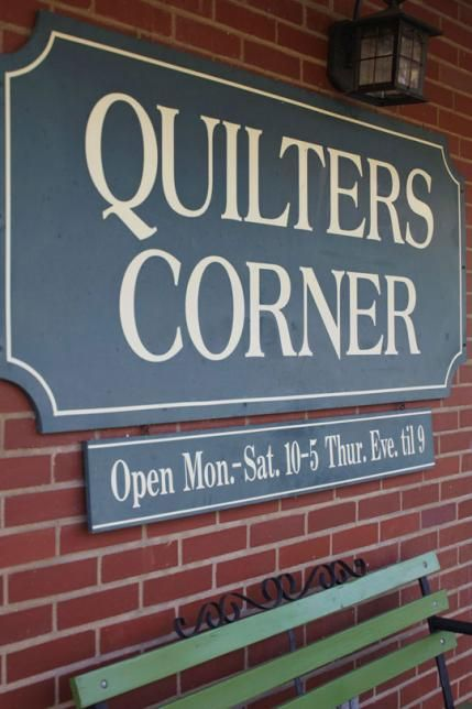 Quilters Corner Quilt Stores Quilters Quilt Shop