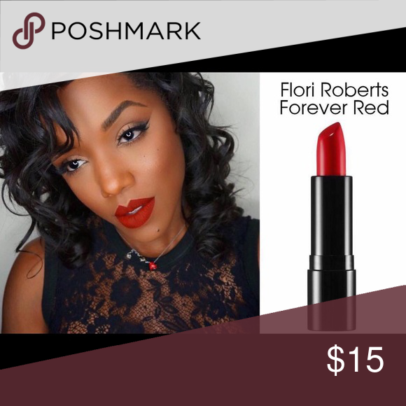 SOLD Flori Roberts Forever Red Lipstick Boutique Forever