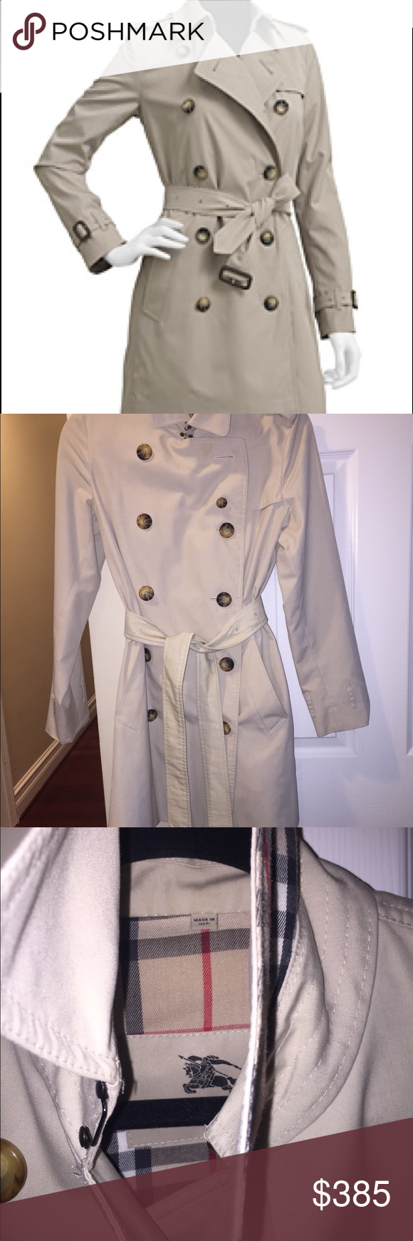 3898eceaebed Trench Has Burberry Coat Harbourne 8 It vfq5fn