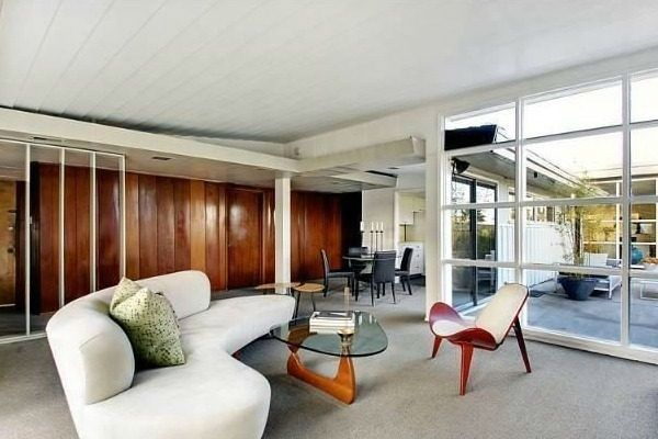 Could This Be The Perfect MidCentury Modern Interior Modernica Magnificent Mid Century Modern Home Interiors