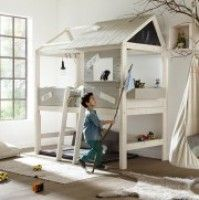 Limited Edition Life House High Kids Bed By Lifetime Get This